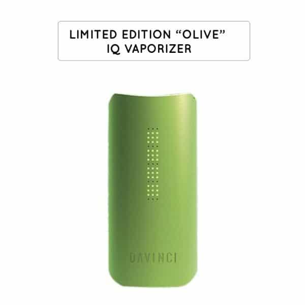 Davinci-IQ-Vaporizer-Limited-Edition-Olive-Canada